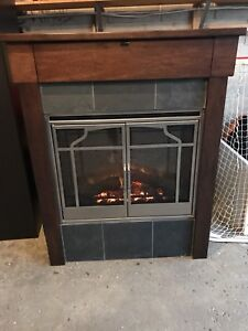 Dimplex Multifire Electric Fireplace - Sold
