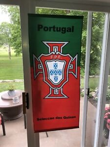 World Cup Banner - Portugal Italy Chile