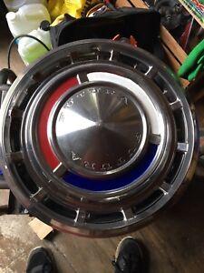 63' Falcon Futura hubcaps