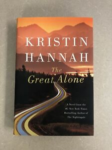 Book for sale - The Great Alone by author Kristin Hannah