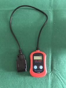 Obd2 reader. Works well good to have