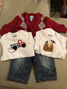 Boys 3-6m clothing
