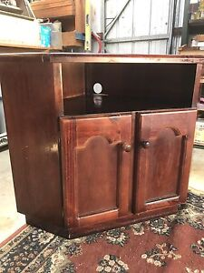 Blackwood TV Cabinet Grovedale Geelong City Preview