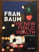The New Public Health textbook Battery Hill Caloundra Area Preview