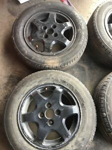 Aftermarket Honda rims