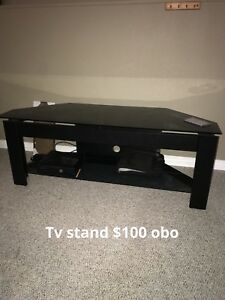 REDUCED TO $80 Tv stand