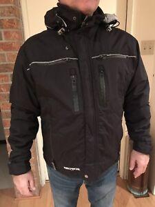 Manteau Avalanche homme noir small