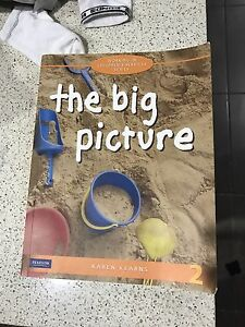 Birth to big school and The big picture second edition Bacchus Marsh Moorabool Area Preview