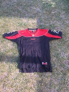 Calgary stampeders jersey signed