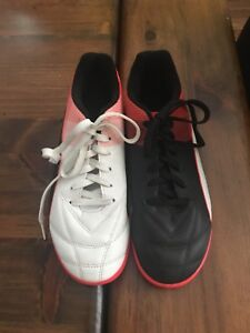 8.5 ladies indoor soccer shoes puma