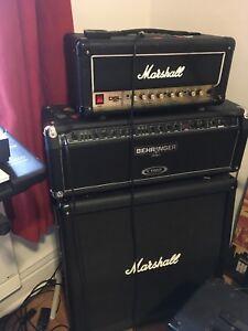 Guitare ampli base etc