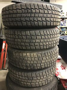 205 70 15 Winter Weather Master Winter Snow Tires