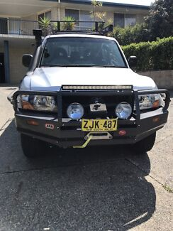 Mitsubishi pajero np (3.2 turbo Deisel) with all the extras  (ARB)