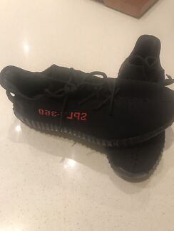 ADIDAS YEEZY BOOST 350 V2 ALL BLACK