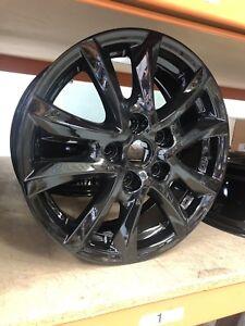 New Mazda 3 2018 Maxx Sport 16 Alloy Wheels Gloss Back Wheels