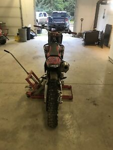 2003 CRF450R Dirtbike