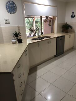Complete Kitchen with Stone Tops