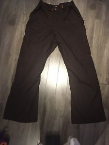 Columbia ski pants in excellent condition size large