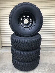 Cheap brand new 35s fitted on brand new 15x8 Dynamic soft 8 Caboolture Caboolture Area Preview