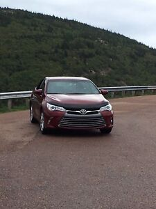 2015 Toyota Camry Le upgrade with low kilometres