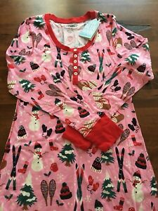 NWT Hatley Christmas/Holiday Nightgown (Size Small)