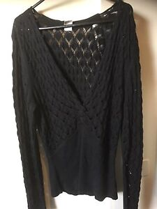Brand new black jumper size 16 Lalor Whittlesea Area Preview