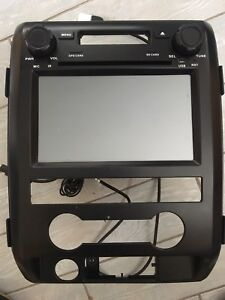 2009-14 FORD F150 DOUBLE DIN STEREO