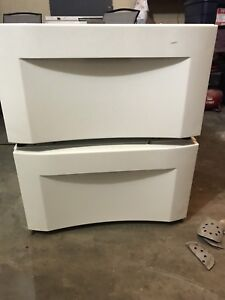 Laundry pedestals $100 each