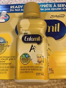 Enfamil A+ Milk Based Formula 12x237ml