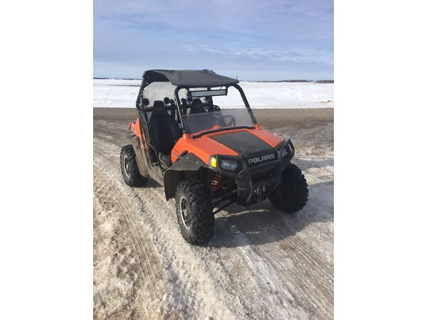 Used 2012 Polaris RZR S