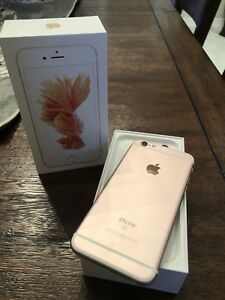 iPhone 6S 128 GB - 10/10 condition