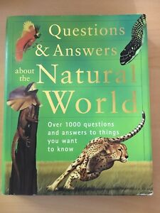 Hardcover Questions & Answers about the Natural World