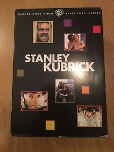 Stanley Kubrick DVD Collection