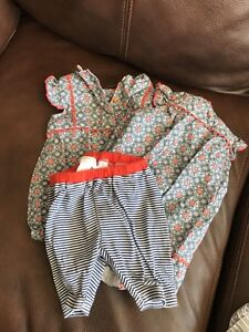 NB to 3 months girl clothes