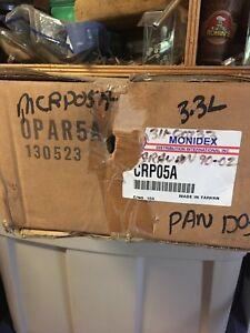 Caravan Oil Pan