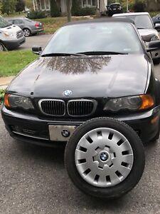 4 pneus 205/55R 16 BMW
