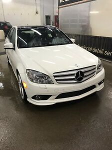 2010 mercedes c350 4matic