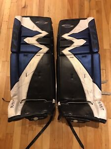 TPS Summit goalie pads