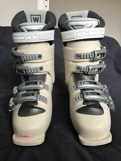 Salomon Women's Ski Boots
