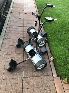 Electronic Golf Caddy's Dyna Steer 2000