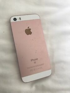 iPhone SE (FOR PARTS ONLY)