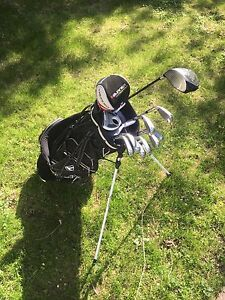 *MINT* Full Set Of Taylormade Clubs (Irons,Driver,Putter,Bag)