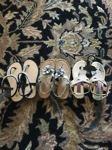 Toddler girls sandals size 11/12