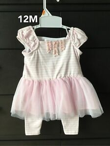 Brand new girl clothes 3-6m, 6-12m