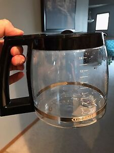 WANTED:  Cuisinart 12 cup replacement carafe