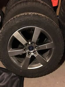 "FORD F150 20"" WHEELS & TIRES SET"