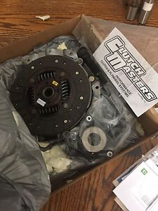 2008+ Lancer stage 1 clutch