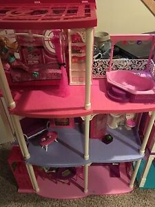 Barbie Houses and Accessories
