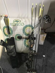 Browning Rage Compound Bow
