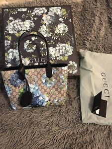 Gucci Blooms Reversible Tote